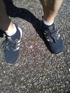 ウルトラ臭い靴