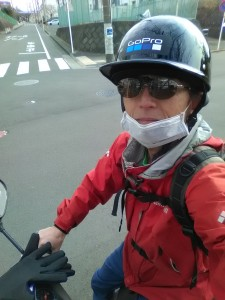 鎌倉市上町屋から関谷へ移動